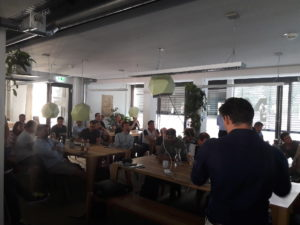 Blockchain Meetup Mainz - #5 Felix Green