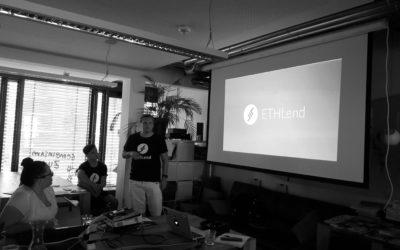 Rückblick Crypto Meetup Mainz #6 – ETHLend Besuch und Vortrag