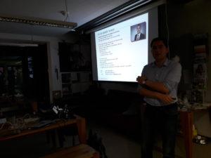 Andranik Tumasjan über seine Arbeiten an der TUM und JUG