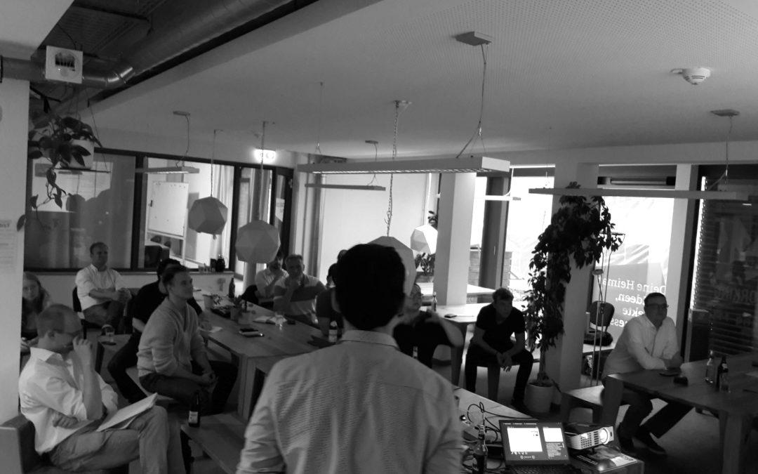 Rückblick Crypto #7 Meetup – Blockchain Forschung und Entwicklung in Deutschland und Region