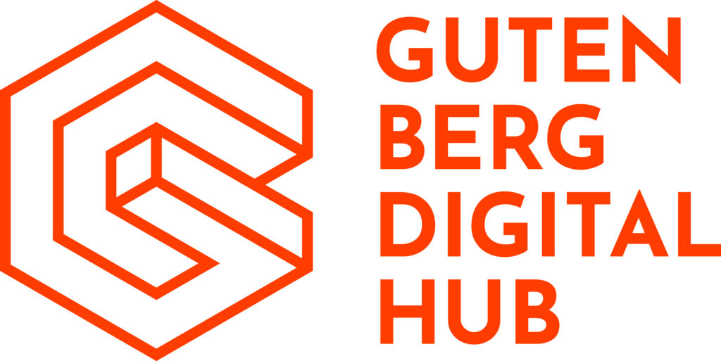 Logo Gutenberg Digital Hub