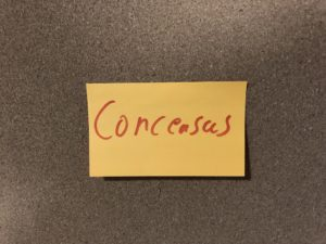 Post-It Consensu