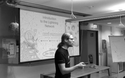 Rückblick Crypto #11 Meetup – Bitcoin Lightning Network