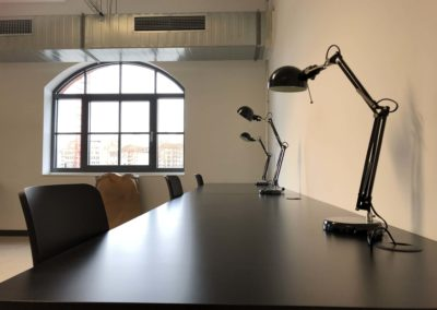 Coworking Space Arbeitsplatz im Gutenberg Digital Hub Mainz