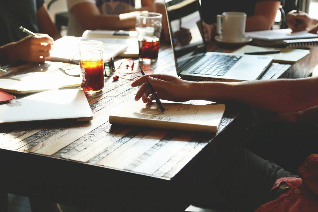 Blockchain Training Gruppen lernen