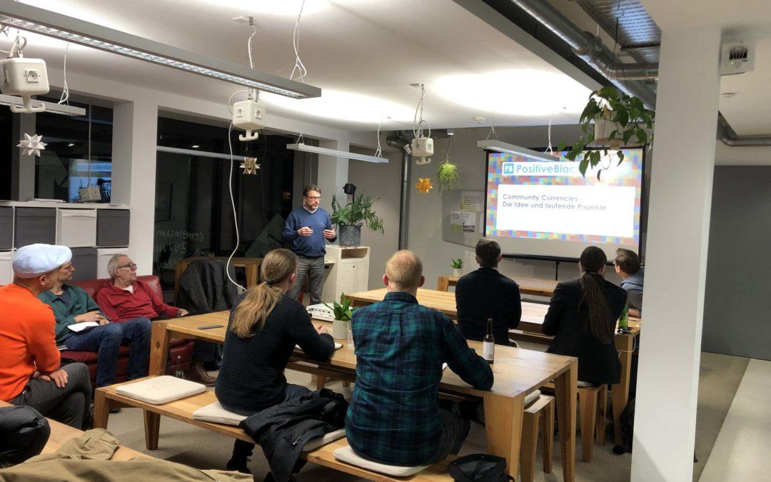 Community Currencies – Rückblick Blockchain Meetup #20 in Mainz