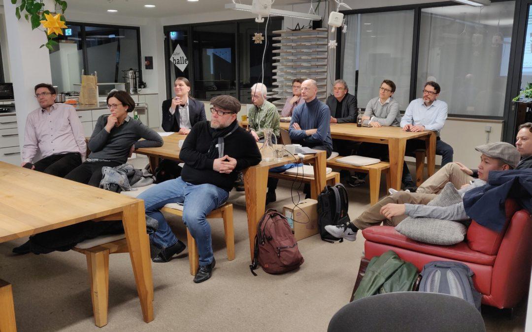 Rechtliche Aspekte von Bitcoin, Blockchain & Co. – Meetup #23