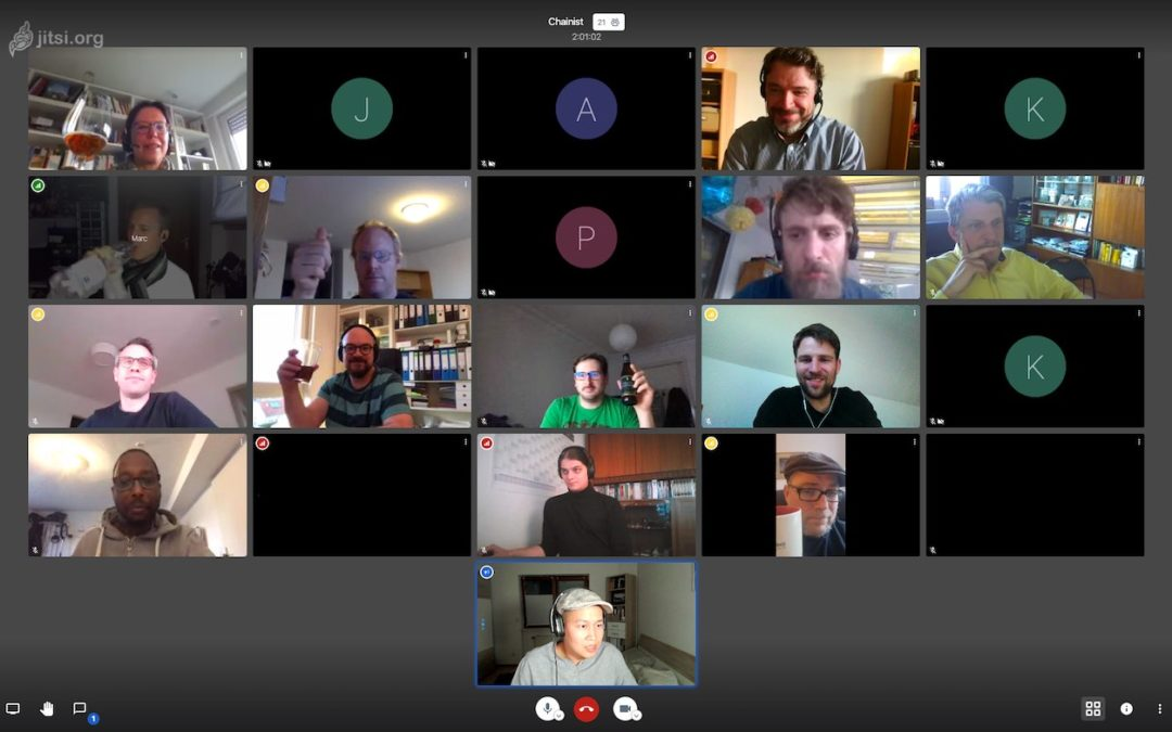 Virtuelles Meetup #24: Diggi, der dezentrale Gutscheineuro