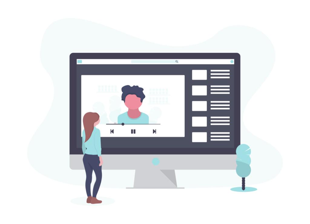 Grafik Blockchain Online Kurs