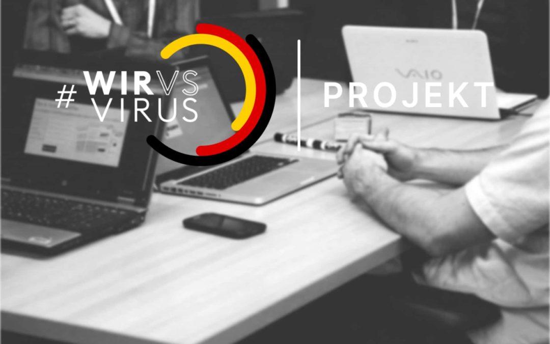 5 Blockchain Projekte des WirVsVirus Hackathons gegen Corona
