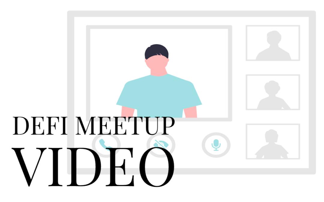 Video: Einführung Decentralized Finance Meetup #25